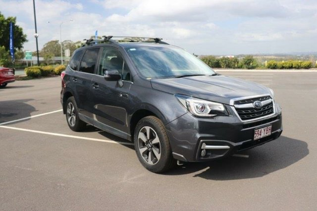 Used Subaru Forester S4 MY18 2.5i-L CVT AWD Luxury Augustine Heights, 2018 Subaru Forester S4 MY18 2.5i-L CVT AWD Luxury Grey 6 Speed Constant Variable Wagon