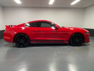 2018 Ford Mustang FN 2019MY GT Red 10 Speed Sports Automatic Fastback