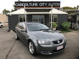 2011 Holden Commodore VE II MY12 Omega Grey 6 Speed Automatic Sportswagon.