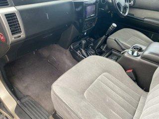 2009 Nissan Patrol GU VI ST (4x4) Gold 5 Speed Manual Wagon