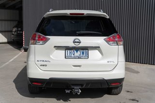 2016 Nissan X-Trail T32 ST-L X-tronic 4WD White 7 Speed Constant Variable Wagon