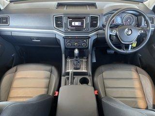 2020 Volkswagen Amarok 2H MY20 TDI580 4MOTION Perm Highline Black Black/201120 8 Speed Automatic