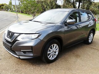 2017 Nissan X-Trail T32 Series II ST X-tronic 4WD Grey 7 Speed Constant Variable Wagon.