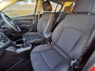 2014 Holden Cruze JH Series II MY14 Equipe Red 5 Speed Manual Hatchback
