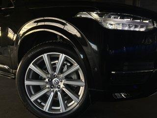 2015 Volvo XC90 L Series MY16 D5 Geartronic AWD Inscription Black 8 Speed Sports Automatic Wagon