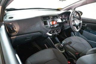 2014 Kia Rio UB MY14 S Silver 6 Speed Manual Hatchback