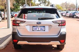 2021 Subaru Outback 6GEN AWD Silver Constant Variable SUV.