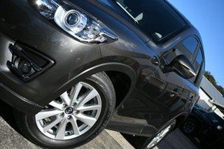 2015 Mazda CX-5 MY15 Maxx Sport (4x4) Bronze 6 Speed Automatic Wagon.