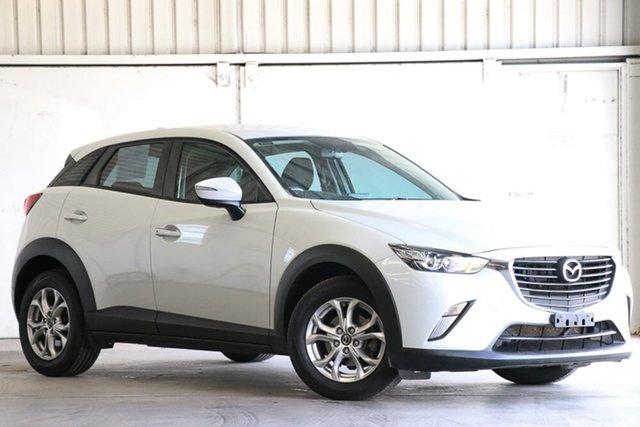 Used Mazda CX-3 DK2W7A Maxx SKYACTIV-Drive Laverton North, 2016 Mazda CX-3 DK2W7A Maxx SKYACTIV-Drive Ceramic 6 Speed Sports Automatic Wagon
