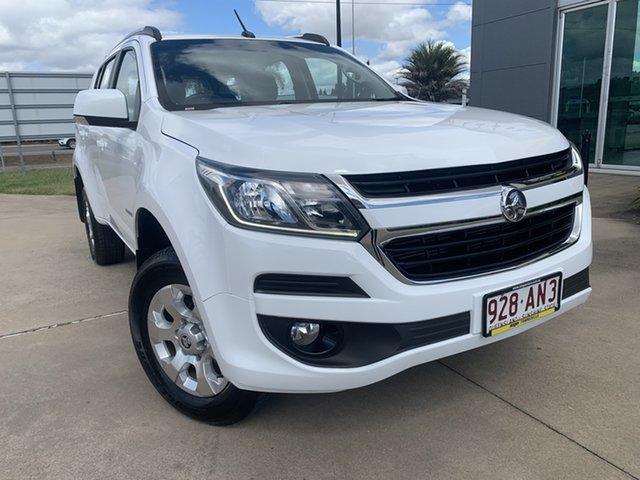 Used Holden Trailblazer RG MY19 LT Townsville, 2019 Holden Trailblazer RG MY19 LT White/310919 6 Speed Sports Automatic Wagon