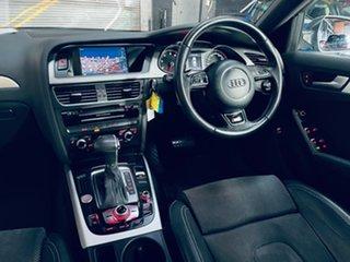 2013 Audi A4 B8 8K MY14 S Tronic Quattro Grey 7 Speed Sports Automatic Dual Clutch Sedan.
