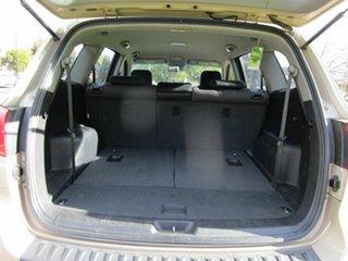 2007 Hyundai Santa Fe CM MY07 SLX CRDi (4x4) Gold 5 Speed Automatic Wagon