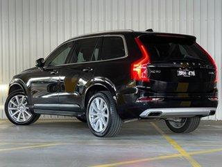 2015 Volvo XC90 L Series MY16 D5 Geartronic AWD Inscription Black 8 Speed Sports Automatic Wagon.