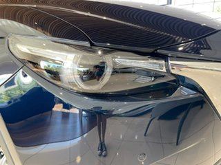 2021 Mazda CX-9 TC Azami LE SKYACTIV-Drive i-ACTIV AWD Blue 6 Speed Sports Automatic Wagon.