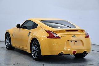2017 Nissan 370Z Z34 MY17 Yellow 7 Speed Sports Automatic Coupe.