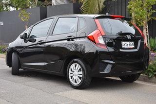 2015 Honda Jazz GF MY15 VTi Black 1 Speed Constant Variable Hatchback.
