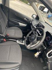 2021 Kia Picanto JA MY21 S Silver 4 Speed Automatic Hatchback.