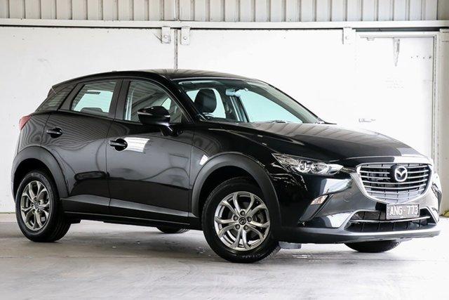 Used Mazda CX-3 DK2W76 Neo SKYACTIV-MT Laverton North, 2017 Mazda CX-3 DK2W76 Neo SKYACTIV-MT Black 6 Speed Manual Wagon