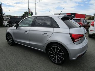 2018 Audi A1 8X MY18 Sport Sportback S Tronic Silver 7 Speed Sports Automatic Dual Clutch Hatchback.