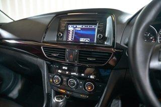 2013 Mazda 6 6C Atenza Grey 6 Speed Automatic Sedan
