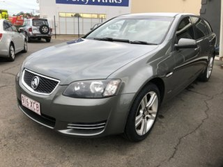 2011 Holden Commodore VE II MY12 Omega Grey 6 Speed Automatic Sportswagon