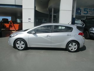 2015 Kia Cerato YD MY15 S Silver 6 Speed Automatic Hatchback.