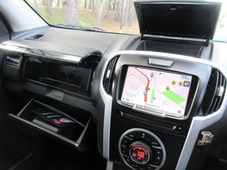 2018 Isuzu MU-X MY18 LS-U Rev-Tronic Dark Grey 6 Speed Sports Automatic Wagon