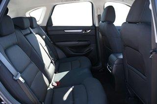 2021 Mazda CX-5 KF4WLA Maxx SKYACTIV-Drive i-ACTIV AWD Sport Jet Black 6 Speed Sports Automatic