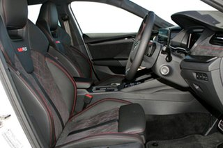 2021 Skoda Octavia NX MY21 RS DSG Moon White 7 Speed Sports Automatic Dual Clutch Wagon