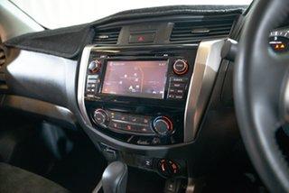 2018 Nissan Navara D23 S3 ST Black Edition White 7 Speed Sports Automatic Utility