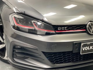 2018 Volkswagen Golf 7.5 MY18 GTI DSG Indium Grey 6 Speed Sports Automatic Dual Clutch Hatchback.