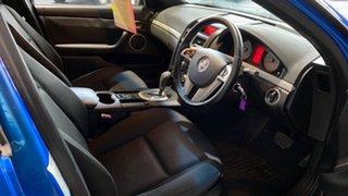 2010 Holden Commodore VE MY10 SV6 Blue 6 Speed Sports Automatic Sedan