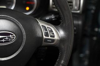 2010 Subaru Impreza G3 MY10 R AWD Sage Green 4 Speed Sports Automatic Hatchback