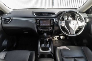 2015 Nissan X-Trail T32 ST-L X-tronic 2WD White 7 Speed Constant Variable Wagon