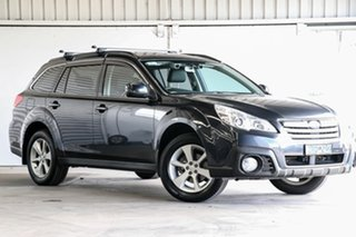 2013 Subaru Outback B5A MY13 2.5i Lineartronic AWD Premium Grey 6 Speed Constant Variable Wagon.