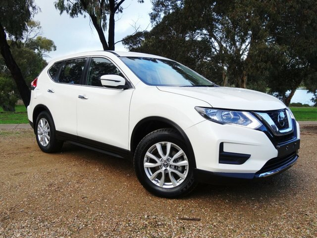 Used Nissan X-Trail T32 Series II ST X-tronic 4WD Morphett Vale, 2017 Nissan X-Trail T32 Series II ST X-tronic 4WD White 7 Speed Constant Variable Wagon