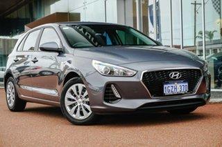 2020 Hyundai i30 PD.3 MY20 Go Grey 6 Speed Sports Automatic Hatchback.