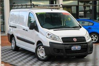 2015 Fiat Scudo Low Roof LWB White 6 Speed Manual Van.