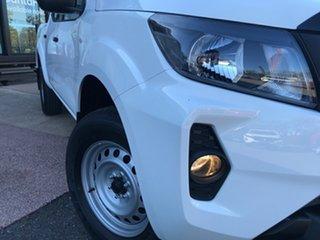 2021 Nissan Navara D23 MY21 SL 4x2 White 6 Speed Manual Cab Chassis.