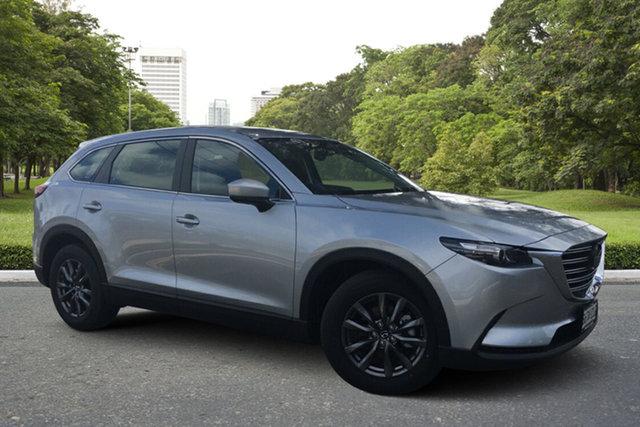 Demo Mazda CX-9 TC Sport SKYACTIV-Drive Paradise, 2021 Mazda CX-9 TC Sport SKYACTIV-Drive Sonic Silver 6 Speed Sports Automatic Wagon