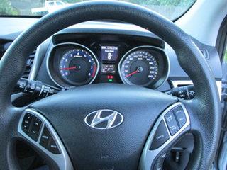 2014 Hyundai i30 GD Active Tourer Silver 6 Speed Sports Automatic Wagon