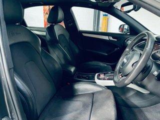 2013 Audi A4 B8 8K MY14 S Tronic Quattro Grey 7 Speed Sports Automatic Dual Clutch Sedan