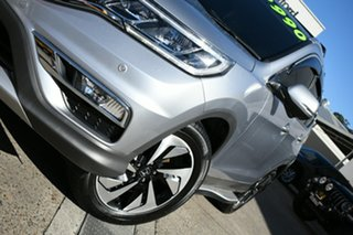 2016 Honda CR-V RM Series II MY17 Limited Edition 4WD Silver 5 Speed Sports Automatic Wagon.