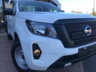 2021 Nissan Navara D23 MY21 SL 4x2 White 7 Speed Sports Automatic Cab Chassis.