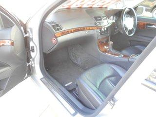 2005 Mercedes-Benz E-Class W211 E240 Elegance Silver 5 Speed Sports Automatic Sedan