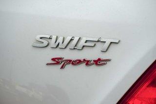 2013 Suzuki Swift FZ Sport White 6 Speed Manual Hatchback