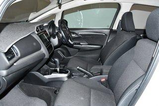 2016 Honda Jazz GF MY16 VTi-S White 1 Speed Constant Variable Hatchback
