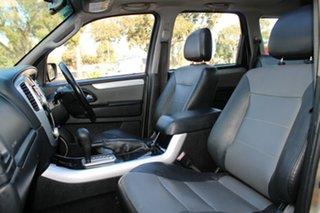2006 Mazda Tribute Luxury Silver 4 Speed Automatic 4x4 Wagon