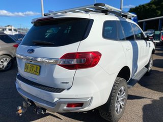 2016 Ford Everest EVEREST 2015.75 Cool White 6 Speed Automatic SUV