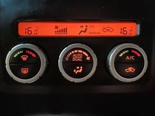 2012 Nissan Navara D40 S6 MY12 ST Blue 5 Speed Sports Automatic Utility